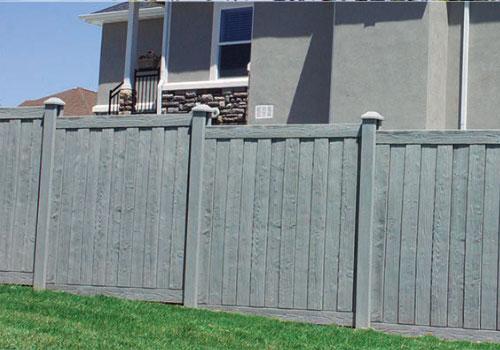 Simtek Ashland Composite Privacy Fencing For Buffalo Ny